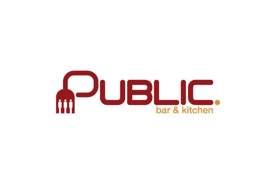 Конкурсная заявка №412 для Logo Design for Exciting New Bar & Restaurant