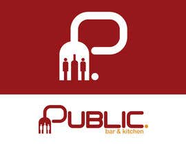 #417 para Logo Design for Exciting New Bar & Restaurant por ivandacanay