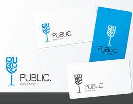 #416 pentru Logo Design for Exciting New Bar & Restaurant de către brendlab