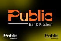 Graphic Design Конкурсная работа №107 для Logo Design for Exciting New Bar & Restaurant