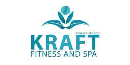 #11 untuk Design a Logo for KRAFT fitness and spa oleh darkavdarka
