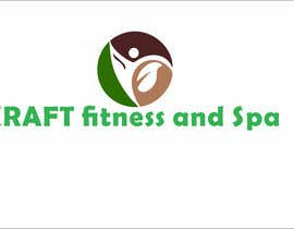 #10 untuk Design a Logo for KRAFT fitness and spa oleh nikoladj993