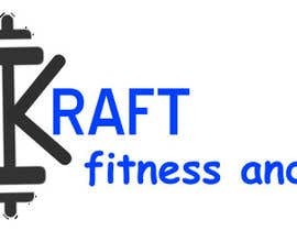 #7 untuk Design a Logo for KRAFT fitness and spa oleh vivekdaneapen
