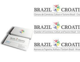 #28 for Logo for Brazil-Croatia Chamber of Commerce by mandaldibyendu