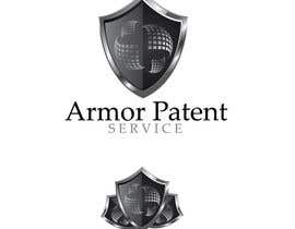 #24 for Design a Logo for Armor Patent Services by nIDEAgfx