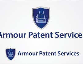 nº 17 pour Design a Logo for Armor Patent Services par the0d0ra