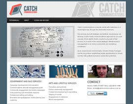 nº 161 pour I need some Graphic Design for my consultancy, Catch Communications! par gokceoglu