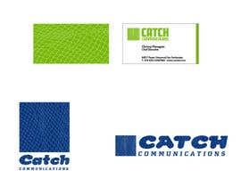#201 para I need some Graphic Design for my consultancy, Catch Communications! por alfonself2012