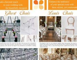 "#2 cho Wedding Show ""Product & Discount Flyer"" - Academy Furniture Hire bởi purvaz"