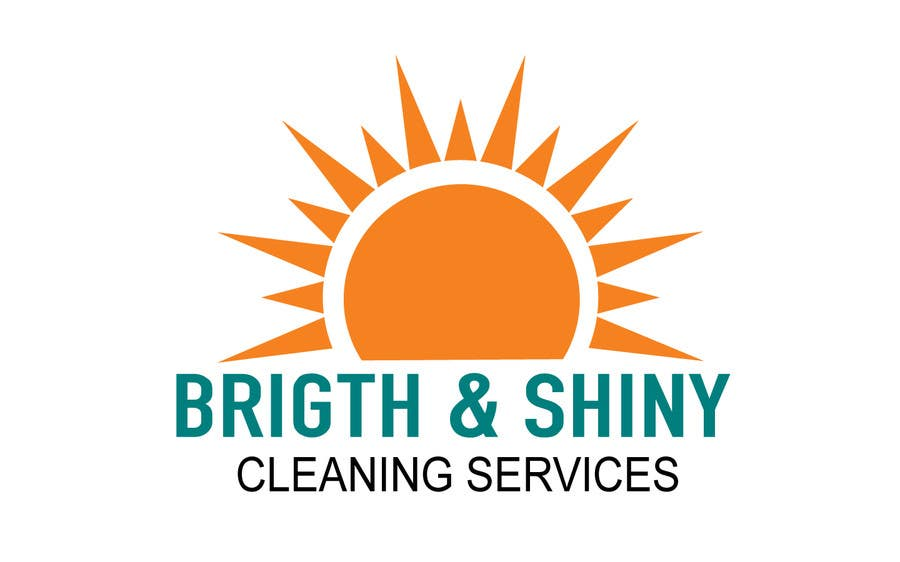 #198 for Design a Simple Logo for Bright & Shiny Cleaning Services by jeganr