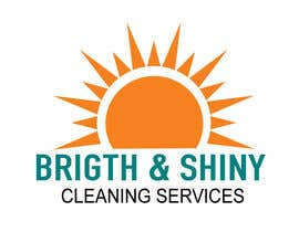 jeganr tarafından Design a Simple Logo for Bright & Shiny Cleaning Services için no 198
