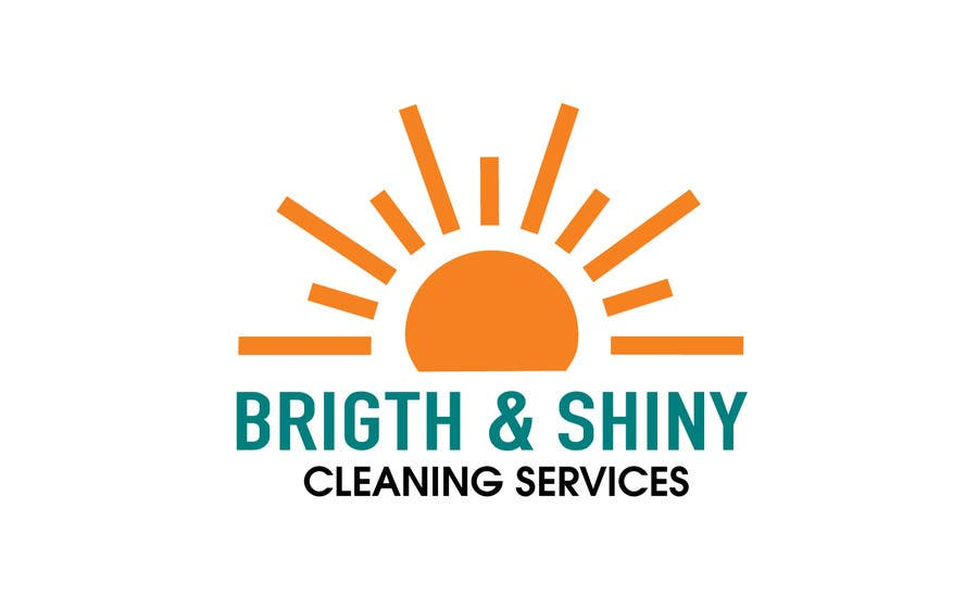#201 for Design a Simple Logo for Bright & Shiny Cleaning Services by jeganr