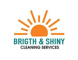 jeganr tarafından Design a Simple Logo for Bright & Shiny Cleaning Services için no 201