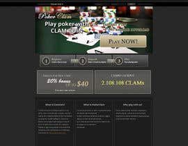 #5 untuk Design a poker website + BONUS oleh unnamed21aug