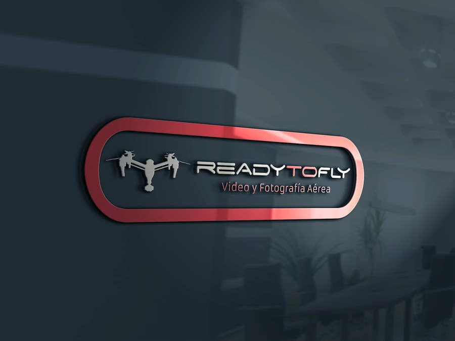 Contest Entry #                                        10                                      for                                         Diseñar un logotipo for Ready to Fly