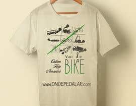 #29 cho Criar uma Camiseta para Bicicleta bởi flaviamodesto