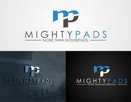 #41 para Design a Logo for MightyPads.com por mille84