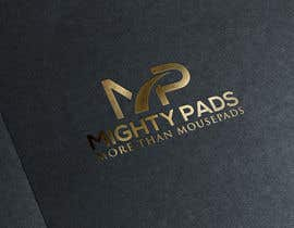 #3 para Design a Logo for MightyPads.com por BlackWhite13