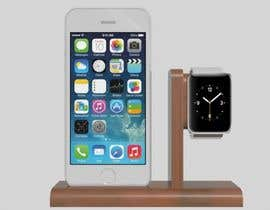 #45 cho Design and Create a 3d iwatch wooden prototype bởi alihaider334