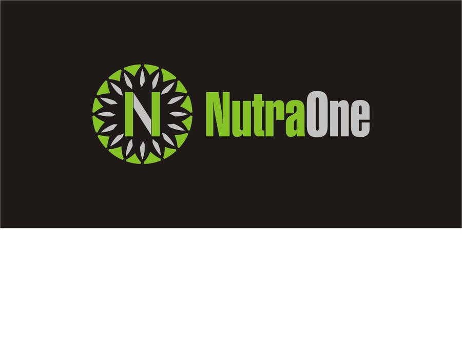 Proposition n°                                        151                                      du concours                                         Design a Logo for NutraOne Supplement Line
