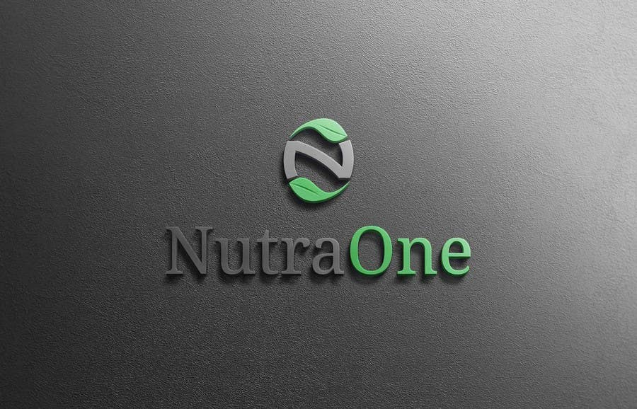 Proposition n°                                        141                                      du concours                                         Design a Logo for NutraOne Supplement Line