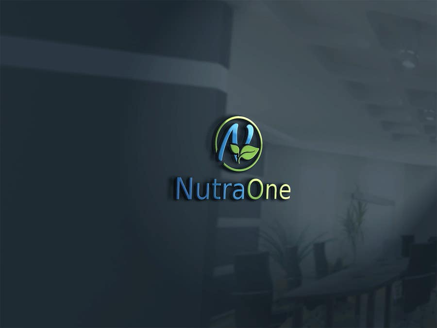 Proposition n°                                        143                                      du concours                                         Design a Logo for NutraOne Supplement Line
