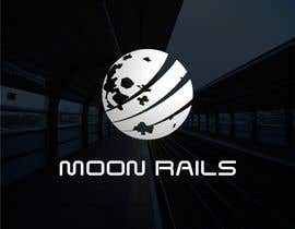 #25 for Design a Logo for MoonRails af sergeykuzych