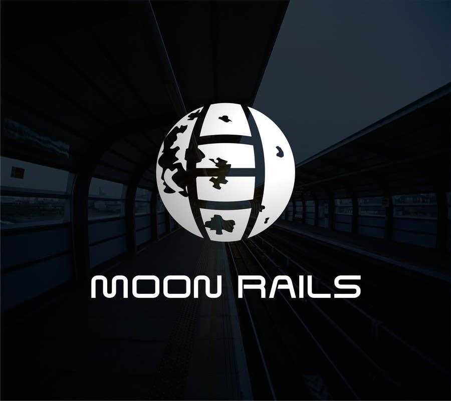 Inscrição nº 27 do Concurso para Design a Logo for MoonRails