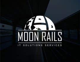 #28 cho Design a Logo for MoonRails bởi sergeykuzych