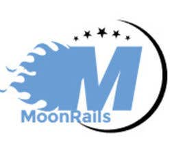 #13 for Design a Logo for MoonRails af fb552986f8a8888