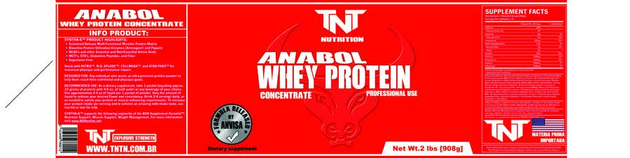 Contest Entry #                                        10                                      for                                         tnt nutrition