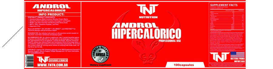 Contest Entry #                                        11                                      for                                         tnt nutrition