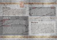Graphic Design Inscrição do Concurso Nº34 para Design a Company Profile