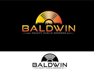 Nro 7 kilpailuun Design a Logo for Baldwin County Public Records käyttäjältä sayuheque