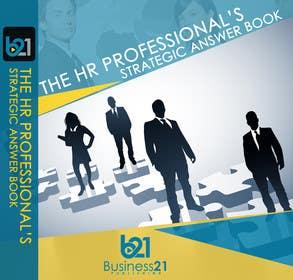 Nro 20 kilpailuun Book cover design for popular HR book käyttäjältä msdvenkat
