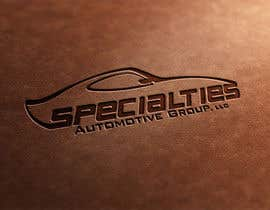 #31 untuk Design a Logo for Specialties Automotive Group, LLC oleh alinhd