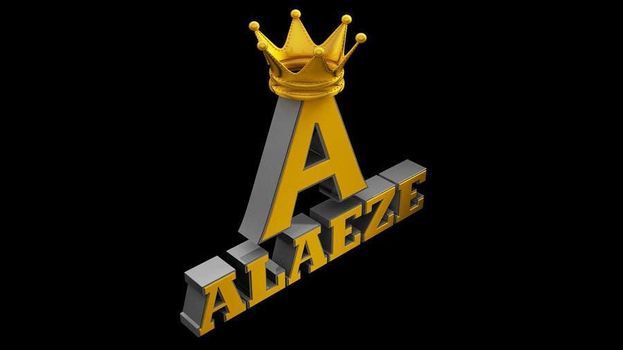 Penyertaan Peraduan #14 untuk Design a Logo for ALAEZE
