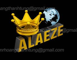 #25 cho Design a Logo for ALAEZE bởi mrhoangthanhtung