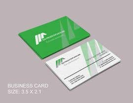#2 untuk Business Cards and Brochure Design for real estate company oleh asadpbc