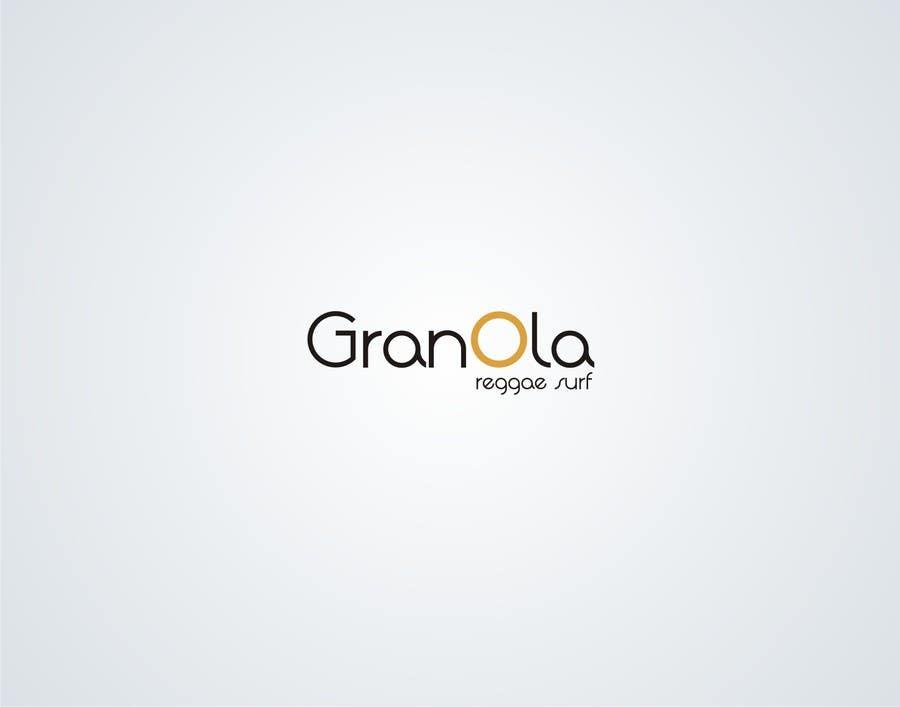 Konkurrenceindlæg #                                        151                                      for                                         Logo for Banda de Reggae surf Music: GranOla