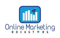 Graphic Design Contest Entry #78 for Ontwerp een Logo for Online Marketing Rockstars