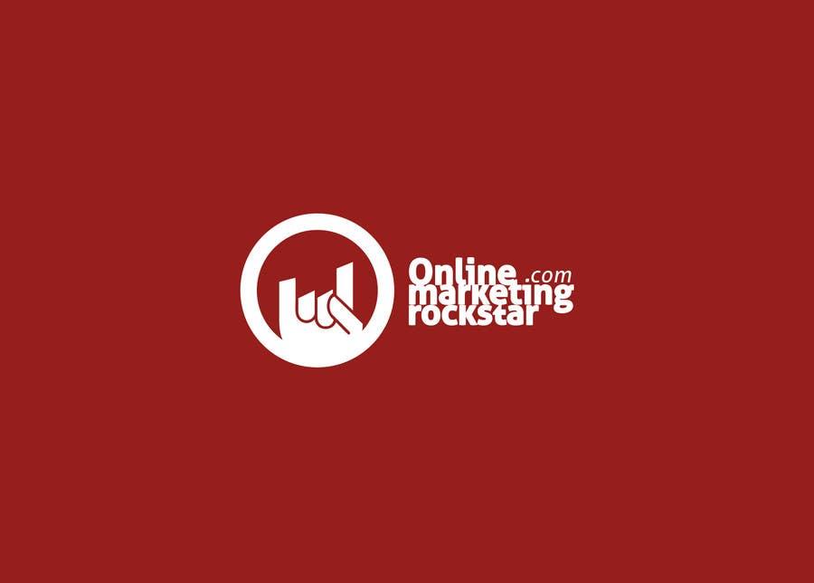 Contest Entry #                                        4                                      for                                         Ontwerp een Logo for Online Marketing Rockstars