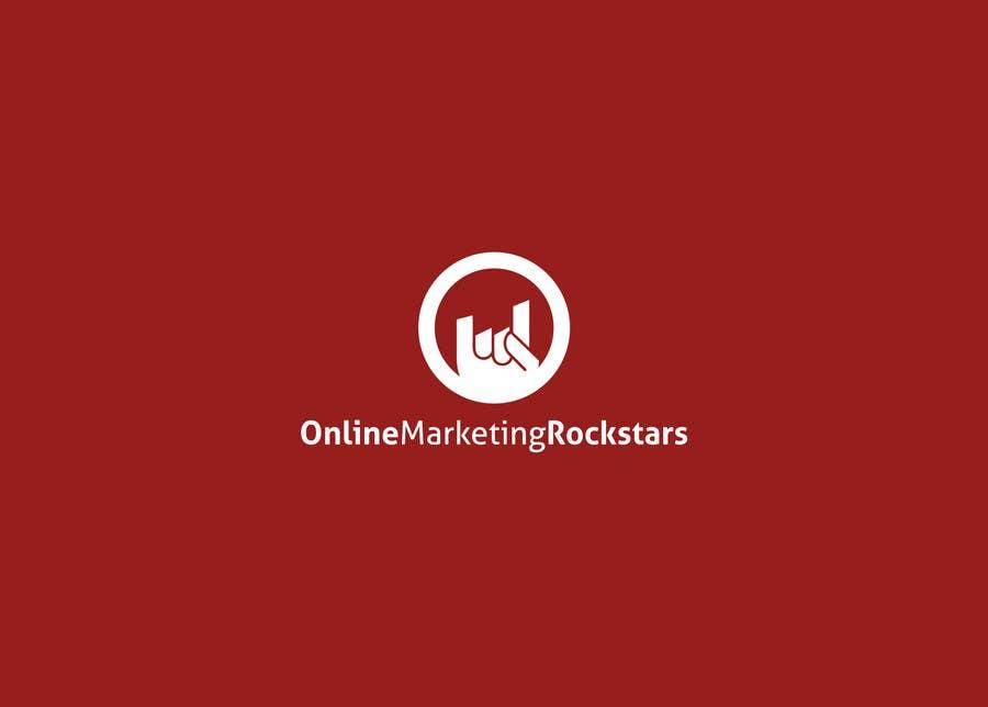 Contest Entry #                                        5                                      for                                         Ontwerp een Logo for Online Marketing Rockstars