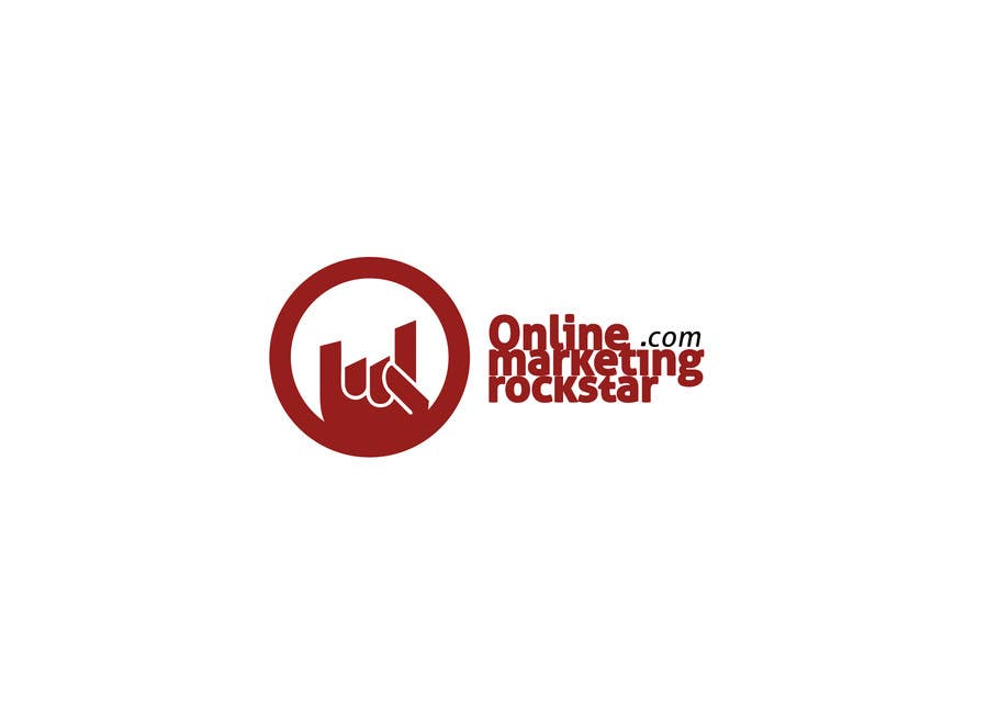 Contest Entry #                                        6                                      for                                         Ontwerp een Logo for Online Marketing Rockstars