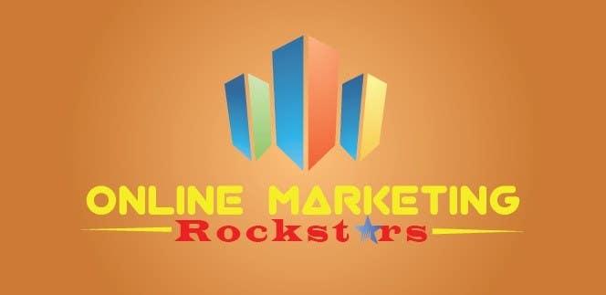Contest Entry #                                        87                                      for                                         Ontwerp een Logo for Online Marketing Rockstars