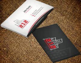 #30 para Design some Business Cards for 212 computers por mdreyad