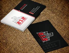 mdreyad tarafından Design some Business Cards for 212 computers için no 33