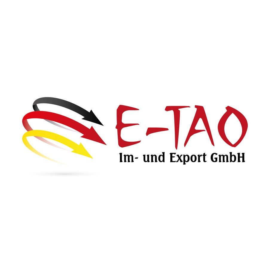 Bài tham dự cuộc thi #9 cho Design a Logo for E-TAO Im- und Export GmbH