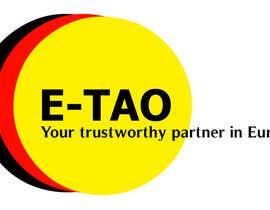 Nro 10 kilpailuun Design a Logo for E-TAO Im- und Export GmbH käyttäjältä uyriy1x1