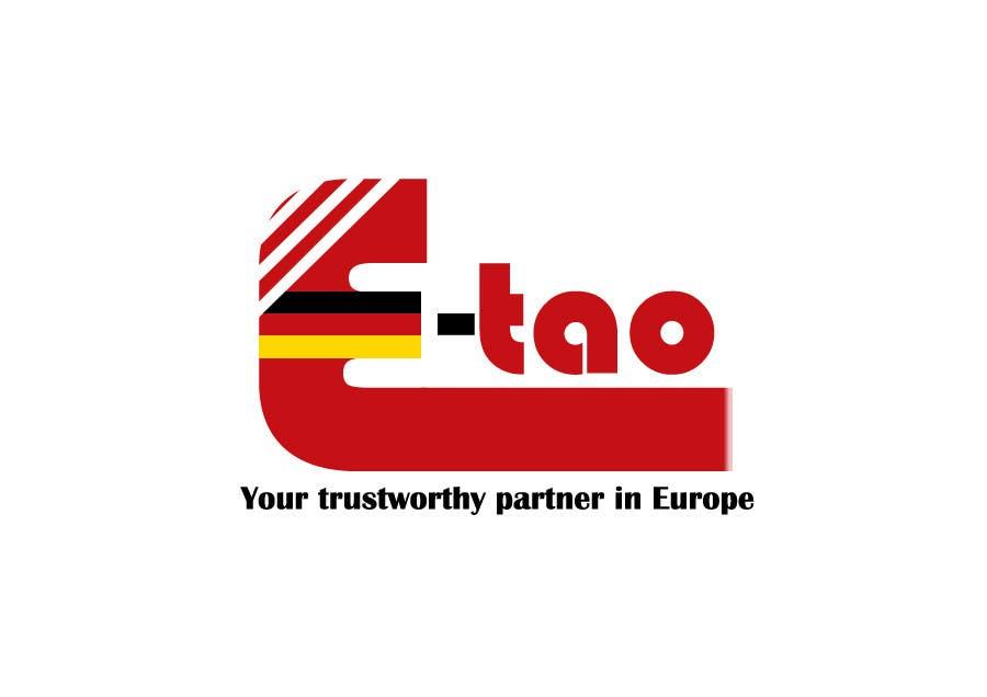 Bài tham dự cuộc thi #25 cho Design a Logo for E-TAO Im- und Export GmbH
